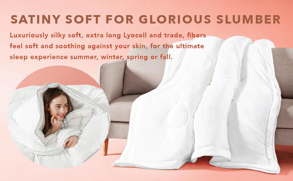 codi, tencel, eucalyptus, comforter