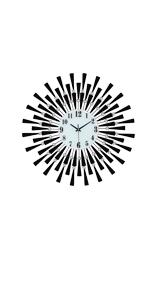 wall clocks for living room decor 24 inch