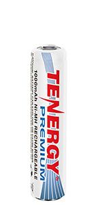 premium AAA rechargeable batteries