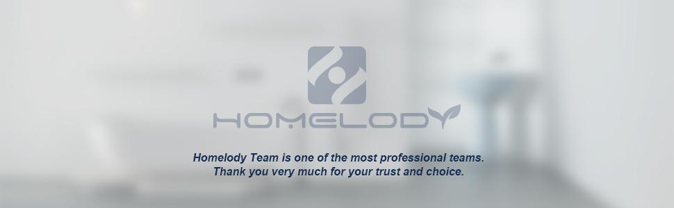 HOMELODY Shower Set Chrome Shower