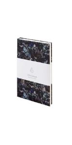 kelly ventura cute designer notebook journal for women flower cool dot grid dotted bullet planner