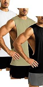 sleeveless shirts for men