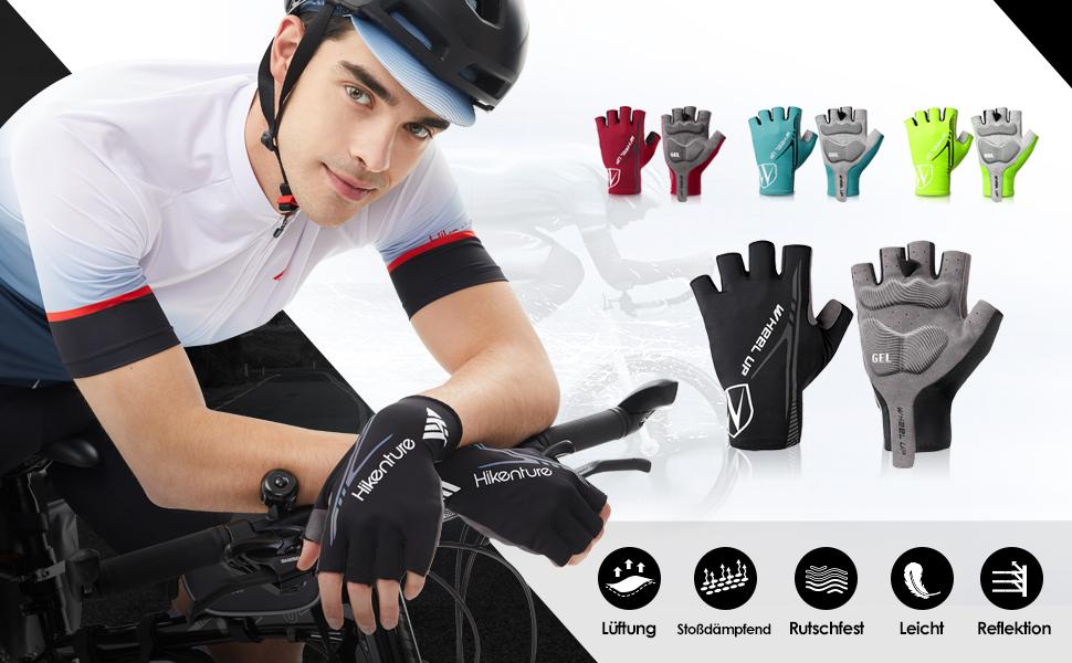 Fahrrad Handschuhe Rennrad