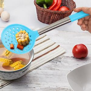 silicone utensils set