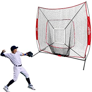 baseball net for pitch