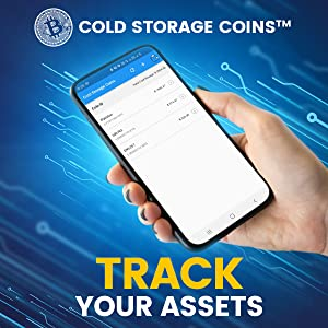 Un-hackable and Fire-Resistant Storage Device 1 Ounce 999 Pure Copper BCH Coin Cryptocurrency Hardware Wallet for Securely Storing Crypto Offline Bitcoin Cash Cold Storage Wallet