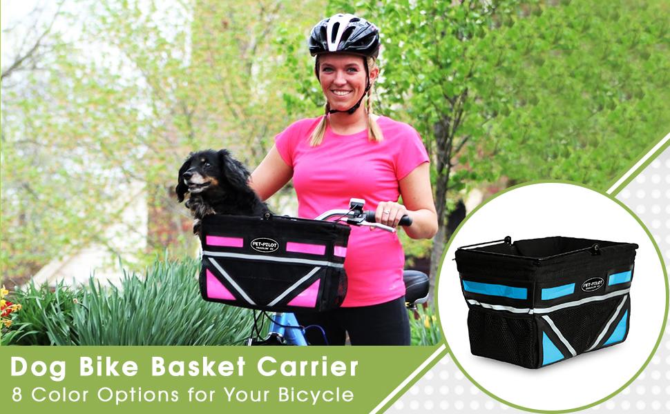 Dog Bike Basket