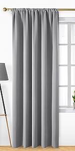 pocket curtains