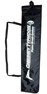 Chimney Rod Bag