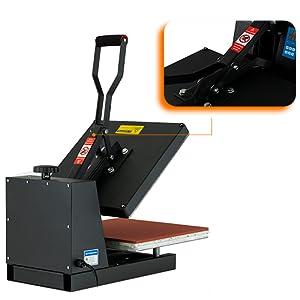 Nurxiovo Heat Press Machine