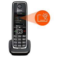 Gigaset C530 features premium ip phone