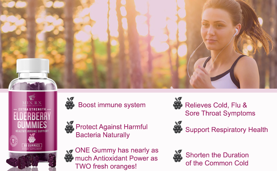 Immune system booster boost support immunity