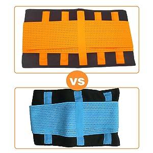 Waist Trainer Belt for Women - Waist Cincher Trimmer - Slimming Body Shaper Belt - Sport Girdle Belt