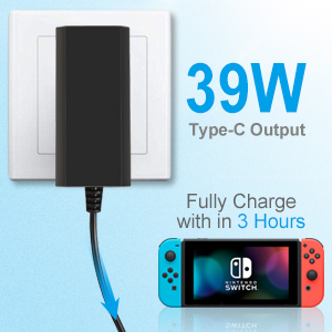 Chargeur pour Nintendo Switch /Switch Lite