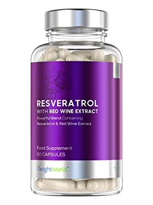weightworld resveratrol capsules