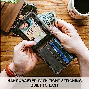 rfid wallets for men