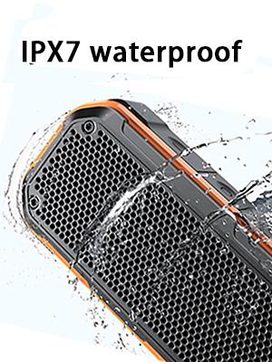BT708 Waterproof Portable Bluetooth Speaker