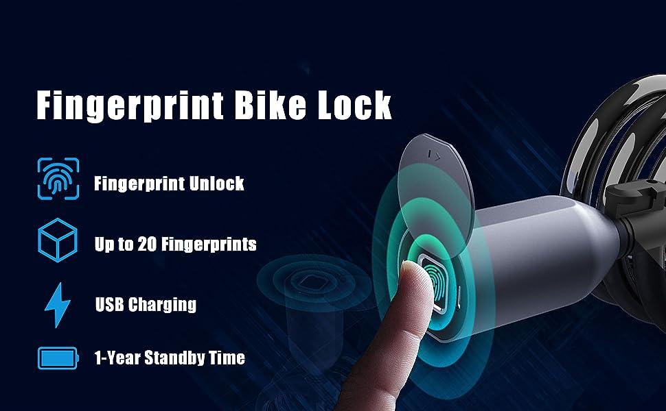 Fringerprint Cable Lock1