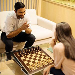 chess set portable