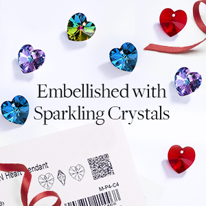 swarovski crystals Valentine's Day gifts for women her
