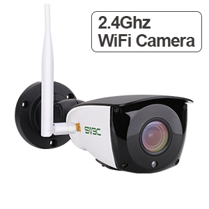 5mp outdoor security camera 5x optical zoom wifi security camera night vision camera two way audio