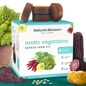 exotic veg kit