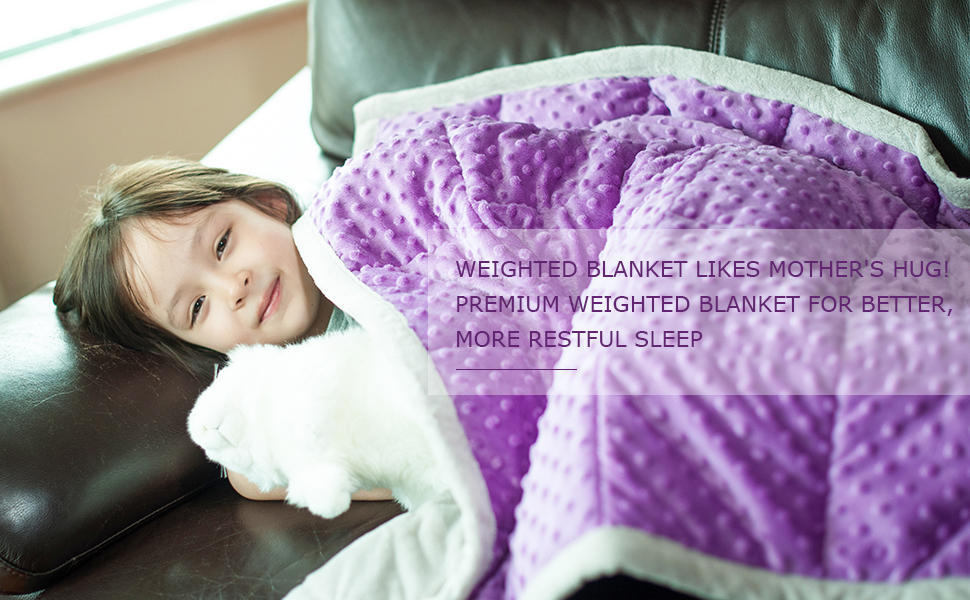 Daverose weighted blanket
