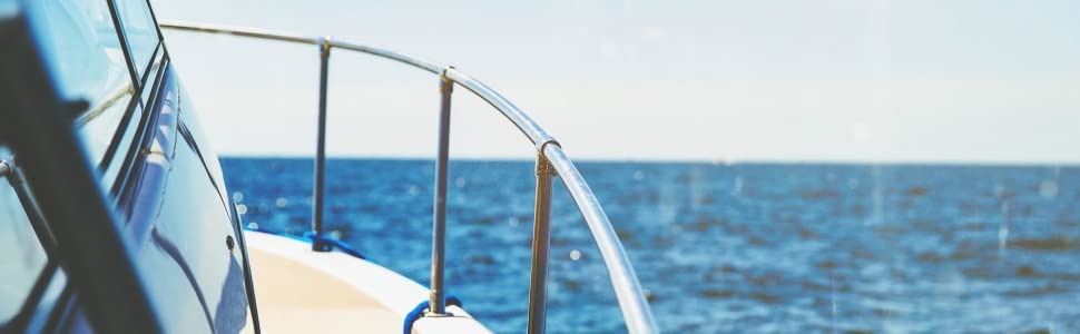 Boat Bimini Quick Release Pin with Lanyard