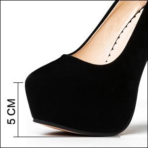 high heels plateau