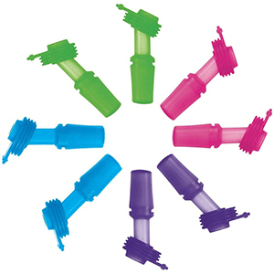 4Pink,4Green LOKA 8PACK Replacement Bite Valve Fit All CamelBak Eddy Kids Water Bottle