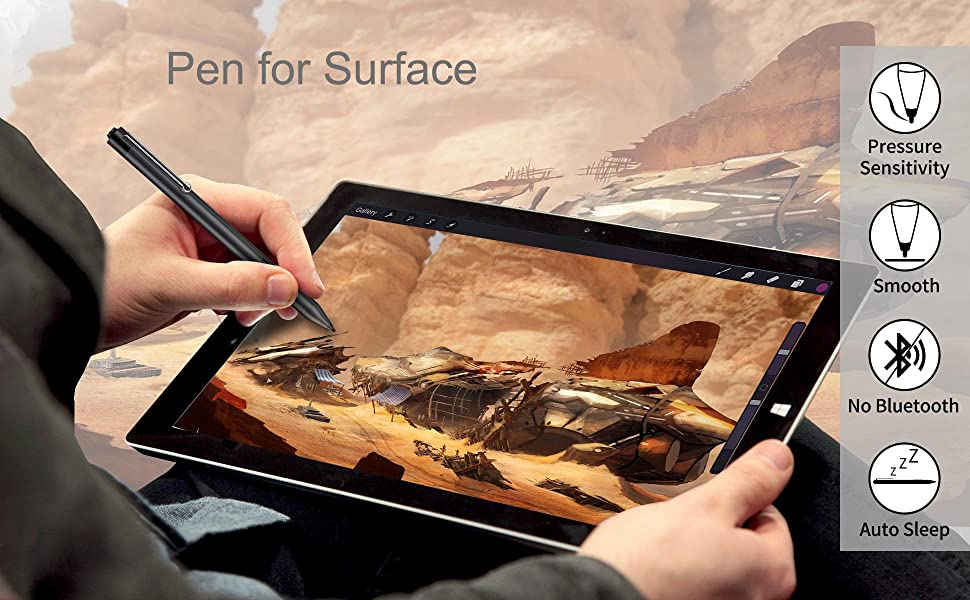 pen for surface