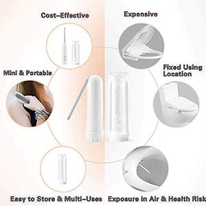 portable travel bidet handheld bidet electric bidet sprayer personal bidet portable bidet for travel