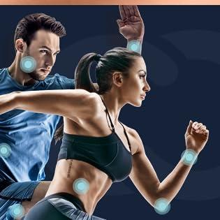 copper compression infused fit products arthritis gloves face masks knee sleeve elbow back shoulder