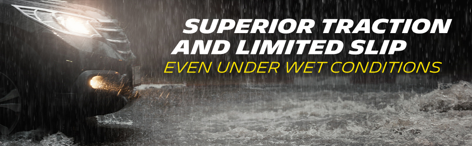 superior traction limited slip wet conditions MICHELIN pk belts