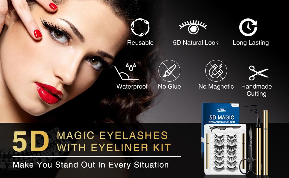 Fales eyelashes