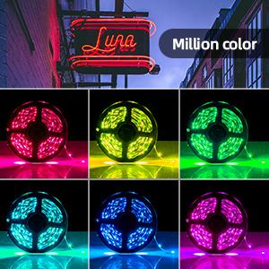 20m RGB strip