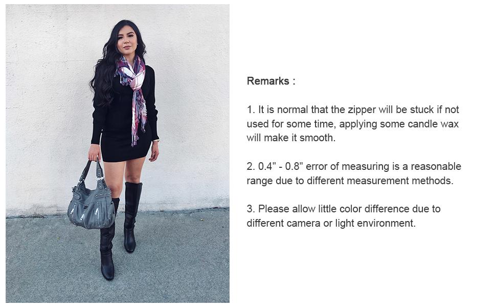 Ultra Soft Washed Vegan Leather Satchel Handbag Crossbody Bag Shoulder Bag Tote Purse for Women