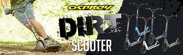 Osprey Dirt - Patinete clásicos