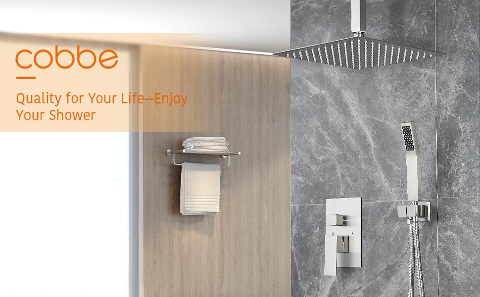 shower faucets sets complete