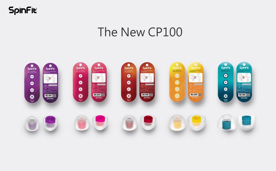 CP100 header