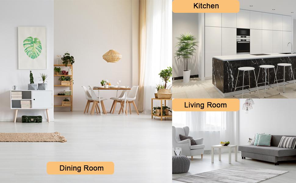 Kitchen table set for dining room, living room, kitchen