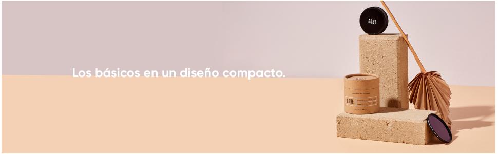 Gobe - Kit de Filtros para Objetivo 62 mm UV + Polarizado Circular (CPL) (2Peak): Amazon.es: Electrónica