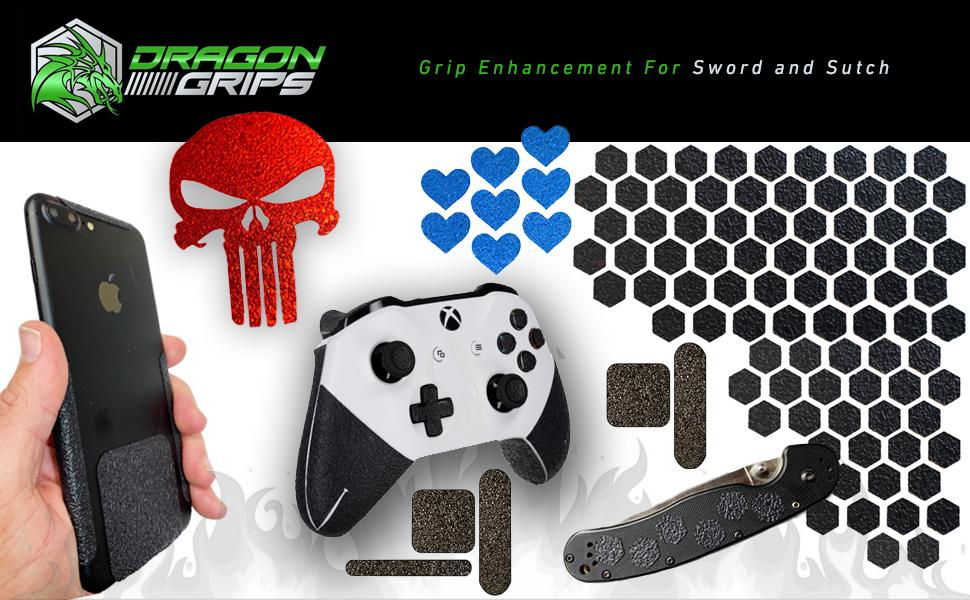 Dragon Grips Xbox