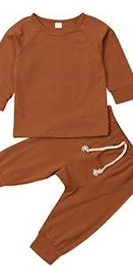 Long Sleeve Pajamas Set