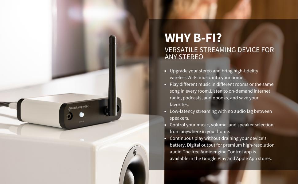 Why B-Fi?