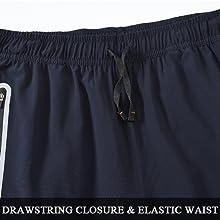 Elastic belt    Free stretch waistband fits your waist