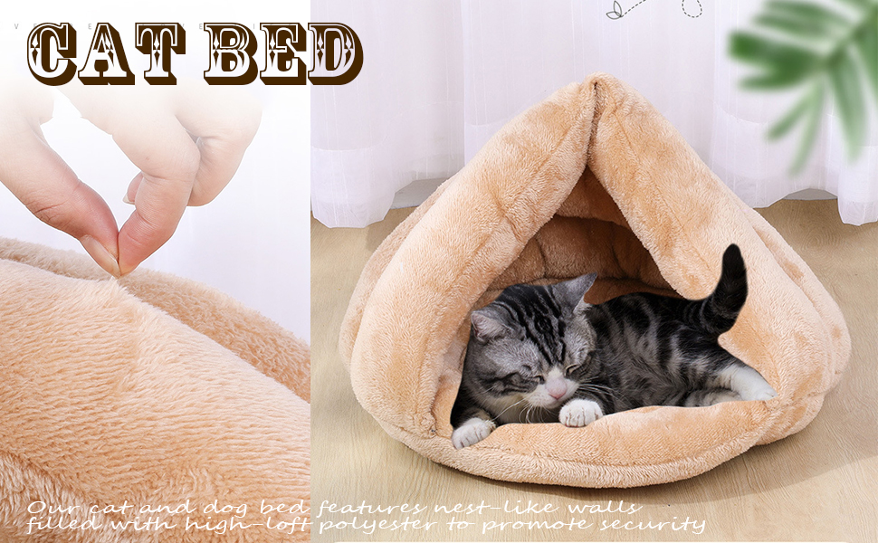 high quality cat bed