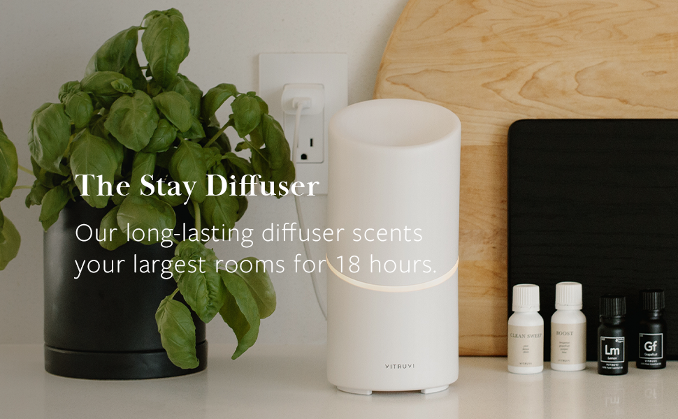Stay diffuser