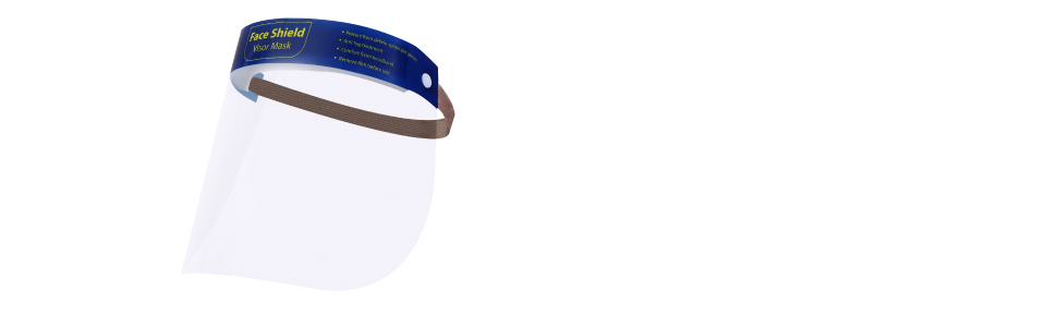 introducing gamma ray  opitx' new eye protection face shields with anti-fog polyethylene lenses