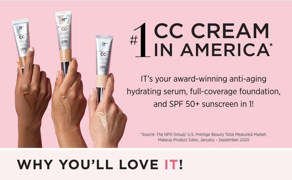 YSBB CC Cream